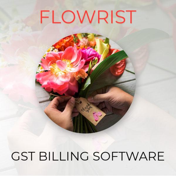 Florist Shop Billing Software