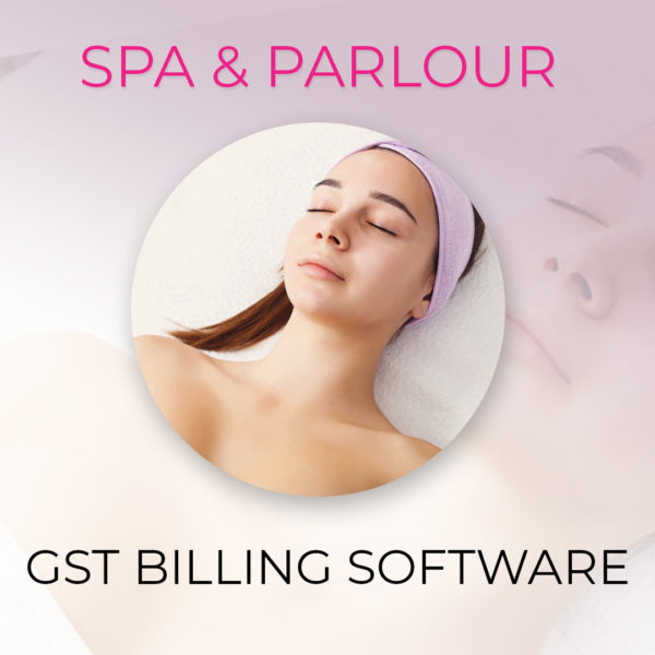 Spa / Parlour Billing Software