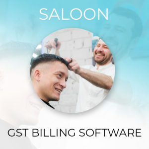 SALON Billing Software