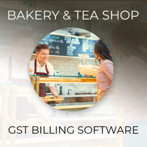 Bakery & Tea Shop Billing Software