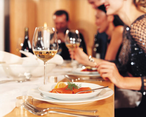 Fine Dining Billing Software