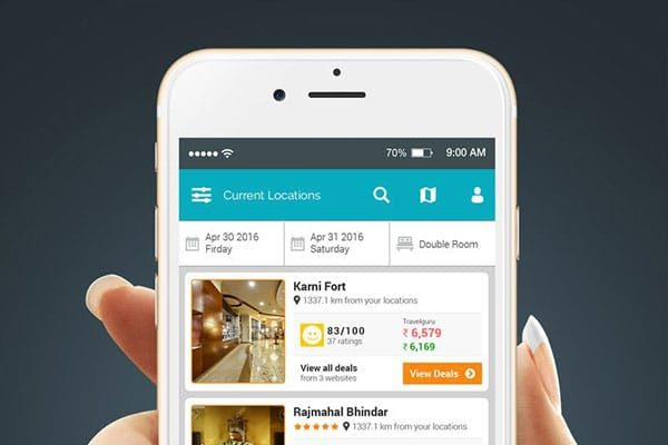 Booking App with Billing Software