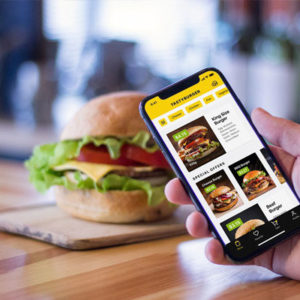 Food Ordering App with Billing Software